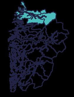 Nordfjord og Kinn